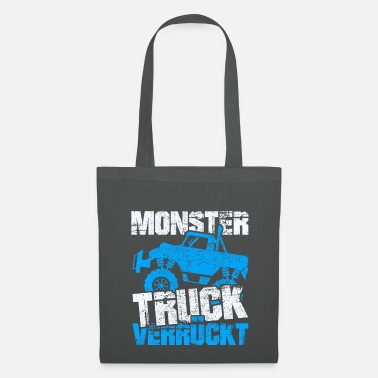 Sirène Monster Truck Crazy - Tote Bag