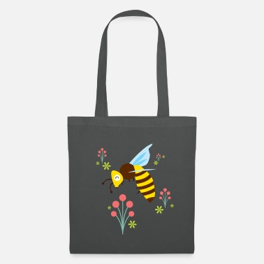 Cute Bee Design - Cool For Bee Lover - Tote Bag