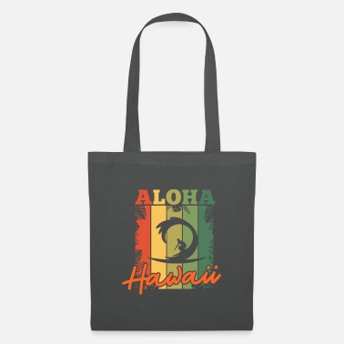 Ukulélé Hawaii - Tote Bag