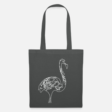 Picture flamant - Tote Bag