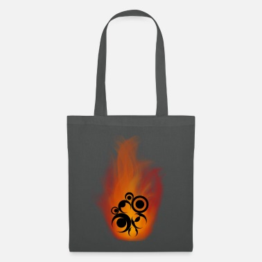 Constellation Should I stay or should I go Fire - Tote Bag