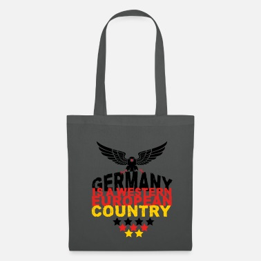 Review Germany western european country - Tote Bag