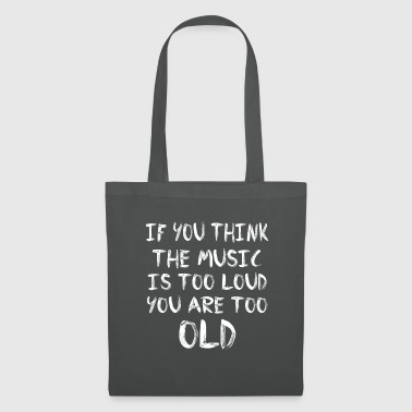 old - Tote Bag