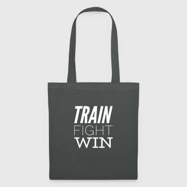 Train Fight Win 1 - Tas van stof