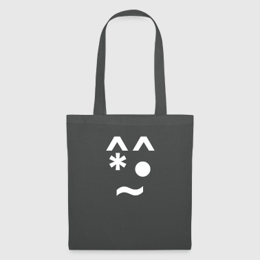 Clin d'oeil Smiley II - Tote Bag