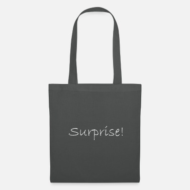 Surprise Surprise! - Tote Bag
