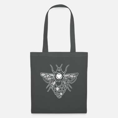 Bee manchester bee - Tote Bag