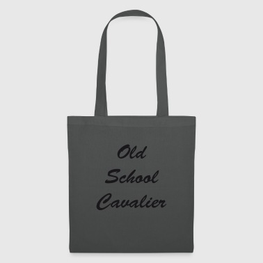 Old School Cavalier - Tote Bag