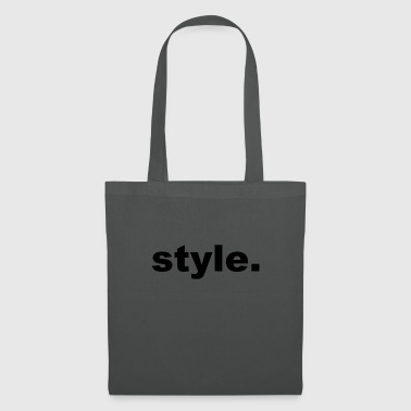 style - Tote Bag