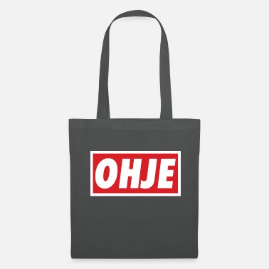 Obey Oh mon cher Obey - Tote Bag