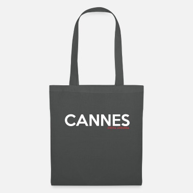 Cannes on the French Riviera - Tote Bag