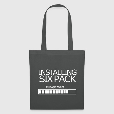 Installation Sixpack - Tote Bag