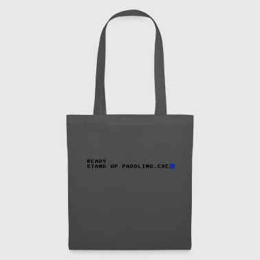 Stand Up Paddling Retro C64 - Tote Bag
