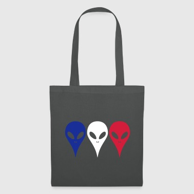 maillot de sport France - Tote Bag