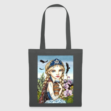 Aquarius Girl - Tote Bag