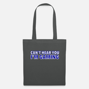 Clan Lanparty I Clan I clantreffen I IT I PC I Gift - Bolsa de tela