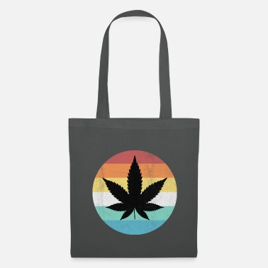 Hemp leaf - Tote Bag