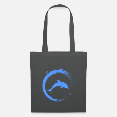 Dolphin dolphin - Tote Bag