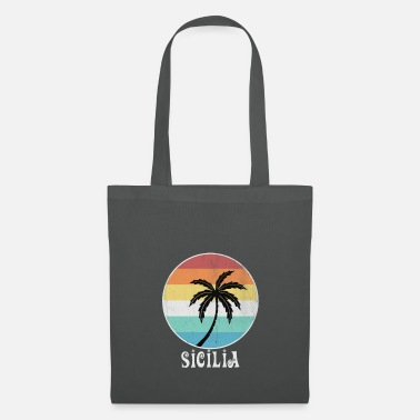 Vacation Sicily - Tote Bag