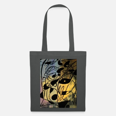 Abstraction FB IMG 1520706210155 1 Abstraction de poissons - Tote Bag