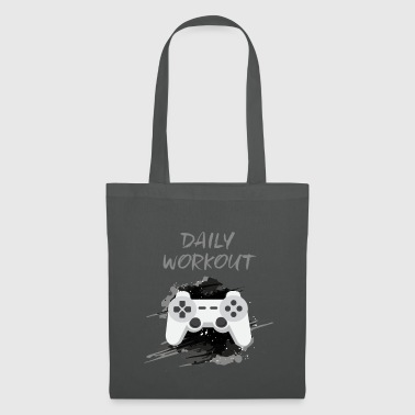 Video Game Video Game! Daily Workout! - Tas van stof