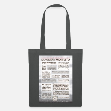 Movement Movement Manifesto - Tote Bag