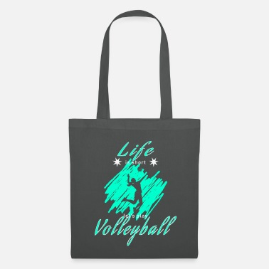 Volley volley volley - Tote Bag
