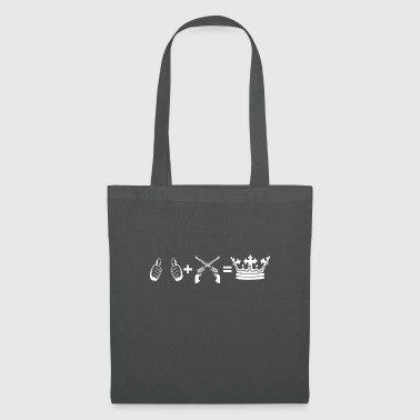 Arrestation passe-temps plus je roi revolver de police shérif Arrestation - Tote Bag