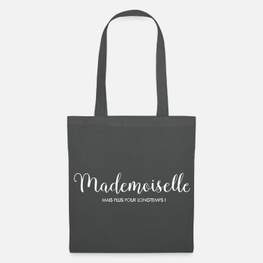 Enterrement Mademoiselle EVC - Tote Bag