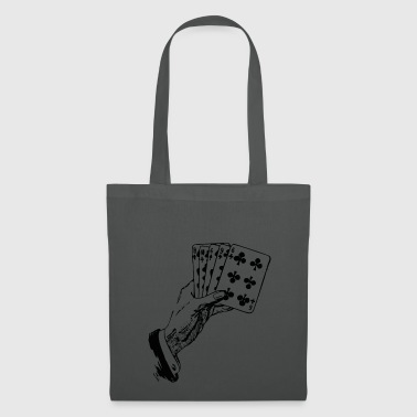 Playing Cards Cards Poker Gift - Tote Bag