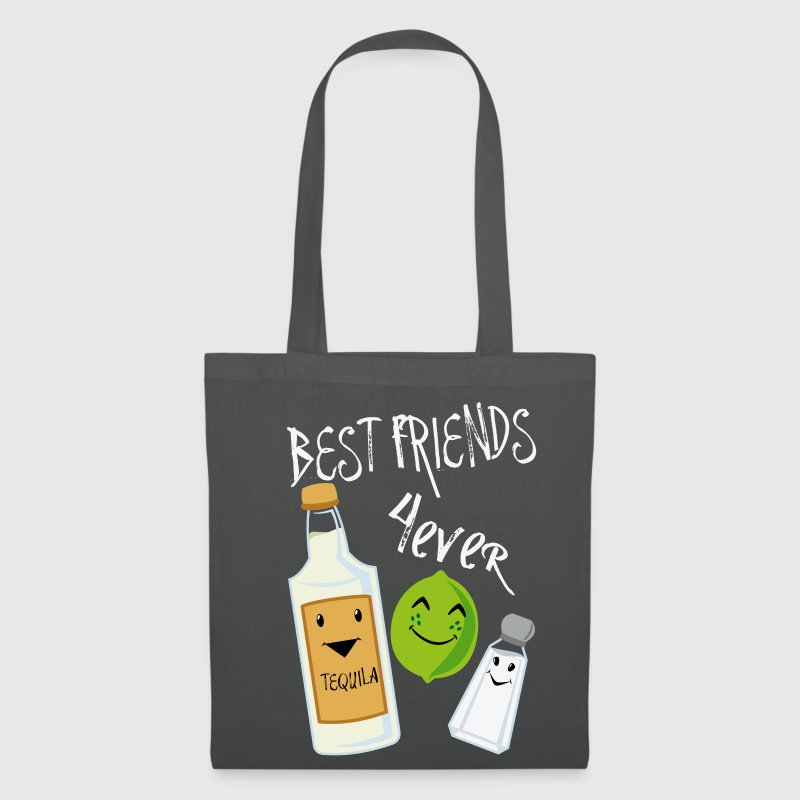 Best Friends Forever Tequila Lime Salt Humour - Tote Bag