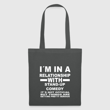 Comedy relationship with STAND UP COMEDY - Tote Bag