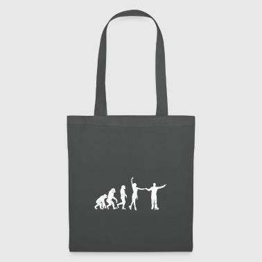 Figure Skating Figure skating evolution ice dance gift couples dance - Tote Bag