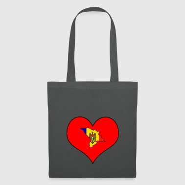 Love Land Europe EU Moldova Moldova - Tote Bag