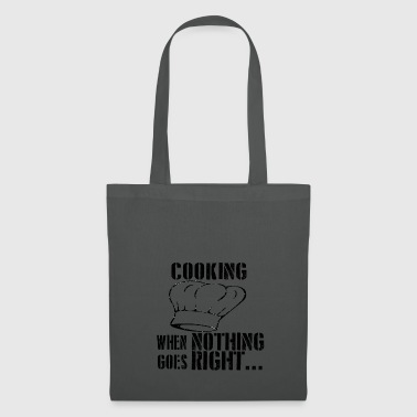 If all goes wrong cook cook cook cook - Tote Bag