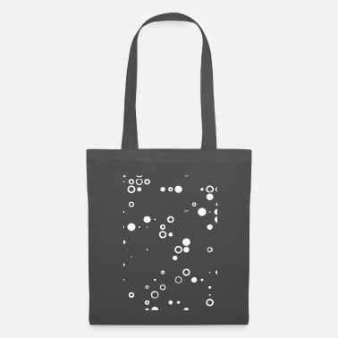 Old Striking creative points circles - Tote Bag