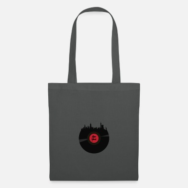 Vynil New York Vintage gift for New Yorkers - Tote Bag
