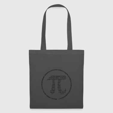Pi Day Pi - Pi Day - black - Tote Bag