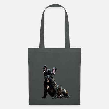Dog Head dog, dog, dog head - Tote Bag