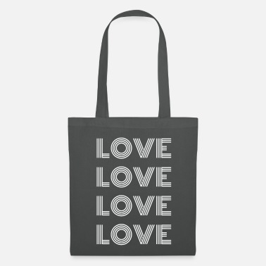 Lovely Love Love Love Love - Tote Bag