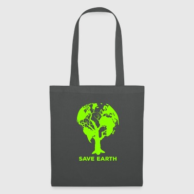 Environmental Protection Conservation Earth Day Earth Planet - Tote Bag