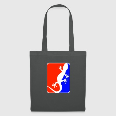 Attention gecko - Tote Bag