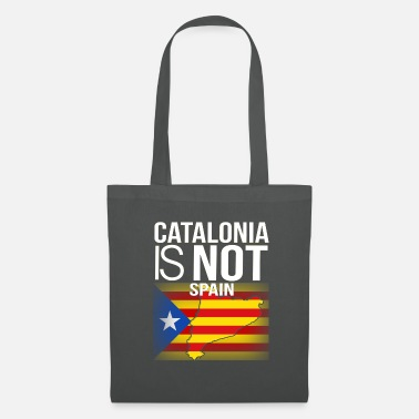 Catalan Catalonia Is Not Spain - Tote Bag