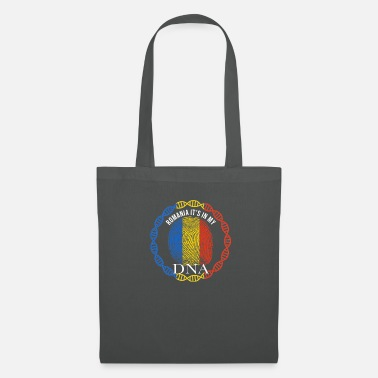 Romanian Romania Its In My DNA - Tote Bag
