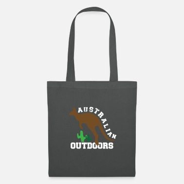 Pretty Australie Down Under - Kangourou - Tote Bag
