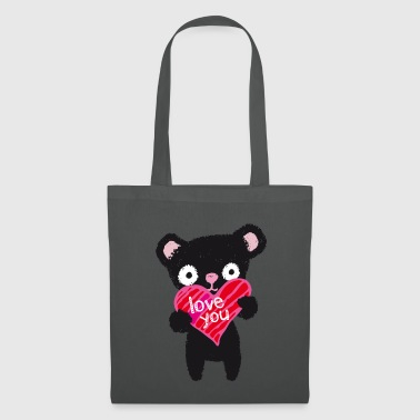 Love Bear - Tote Bag