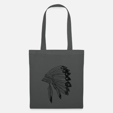 Headdress Indian headdress - Tote Bag