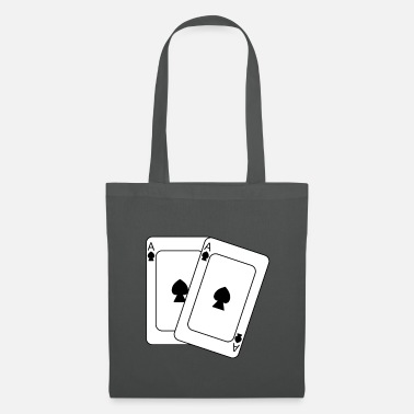 Playing Cards Poker cards playing cards - Tote Bag