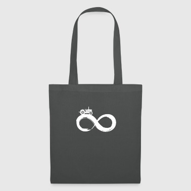 Infinity Tractor Forever Tractor Fan - Tote Bag