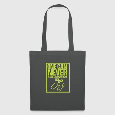 One can never have enough socks - Tote Bag